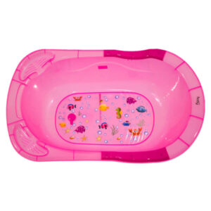 Βρεφική Μπανιέρα Just Baby Pink