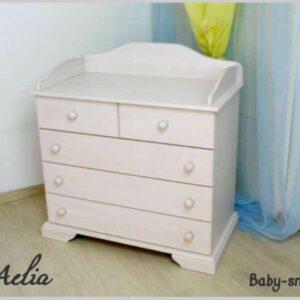 Βρεφική Συρταριέρα Baby Smile Aelia