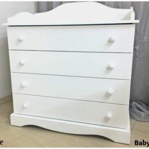 Βρεφική Συρταριέρα Baby Smile Amore