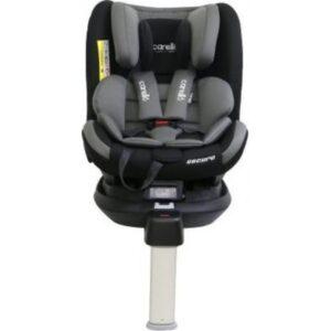 Κάθισμα Αυτοκινήτου Carello Securo 0-36kg Isofix 360° Black Grey