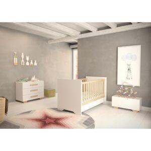 Bρεφικό κρεβάτι Asterias Bebe Ναταλία