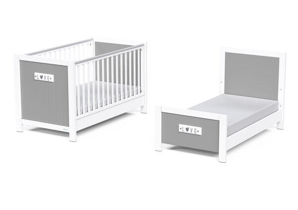 Bρεφικό κρεβάτι Casababy Petit