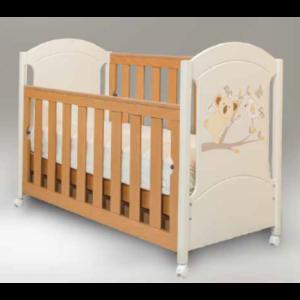 Bρεφικό κρεβάτι Nek Baby Βιολέτα