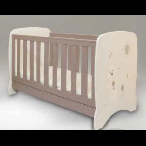 Bρεφικό κρεβάτι Nek Baby Νόρα