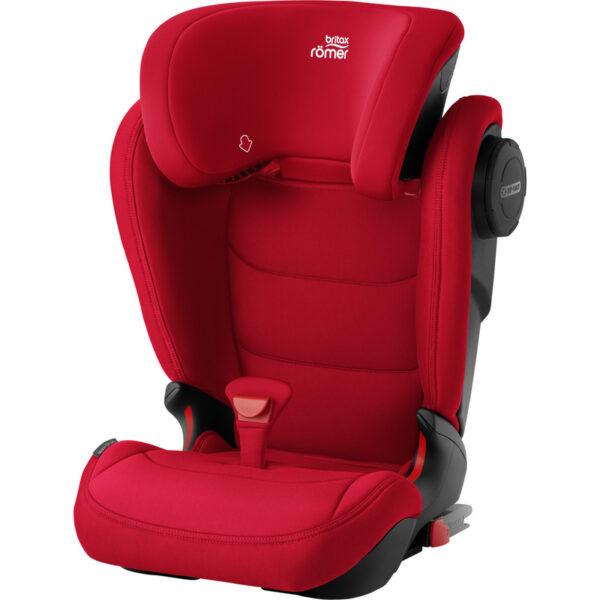 Kάθισμα αυτοκινήτου Britax Romer Kidfix III M Fire Red