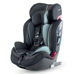 Kάθισμα αυτοκινήτου Inglesina Gemino I-Fix 9-36kg Black