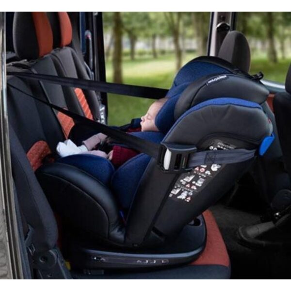 Kάθισμα αυτοκινήτου Revol fix 0-36kg Rock XL