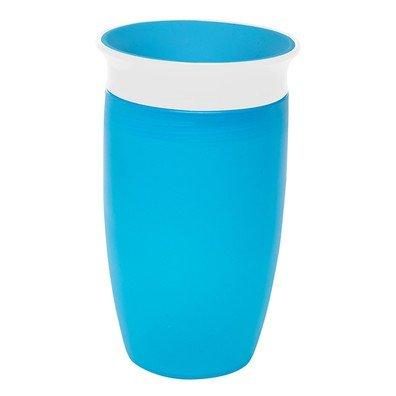 Εκπαιδευτικό κύπελλο Munchkin 360o Miracle Sippy Cup blue 296ml