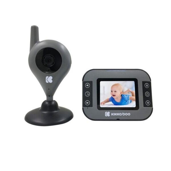 Ενδοεπικοινωνία Kikka Boo Baby Video Monitor Attento