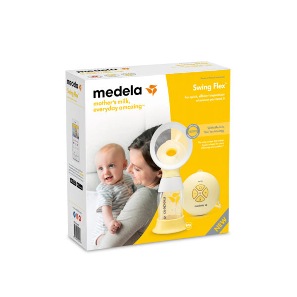 Ηλεκτρικό Θήλαστρο Medela Swing Flex™ 2-Phase Expression®