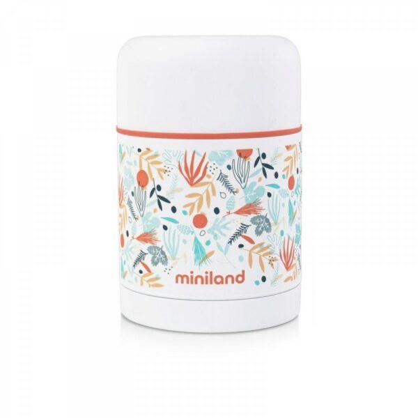 Θερμός φαγητού Miniland Mediterranian 600ML