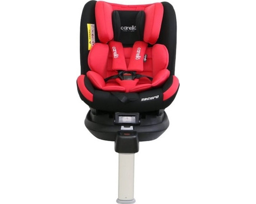 Κάθισμα Αυτοκινήτου Carello Securo 0-36kg Isofix 360° Red