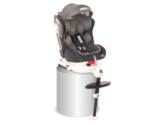 Κάθισμα Αυτοκινήτου Lorelli Isofix 0-36kg Pegasus 360° Dark & Light Grey