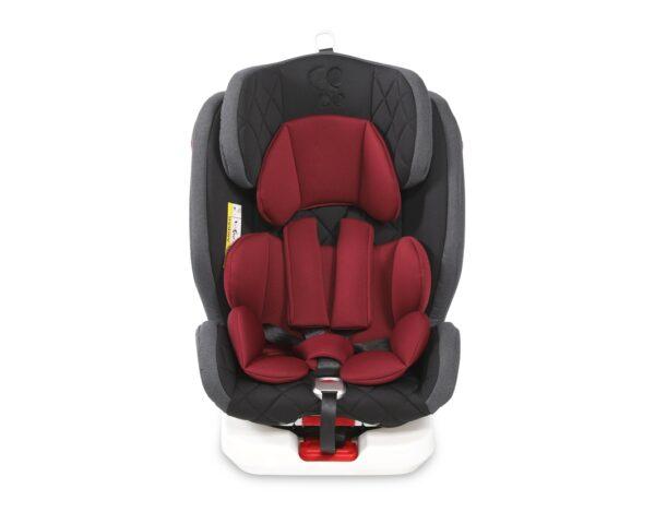 Κάθισμα Αυτοκινήτου Lorelli Roto 360 Isofix 0-36kg Black&Red