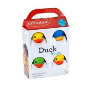 Παιχνίδι Μπάνιου Infantino Duck House