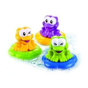 Παιχνίδι Μπάνιου Infantino Floating Frog Bath Time Symphony
