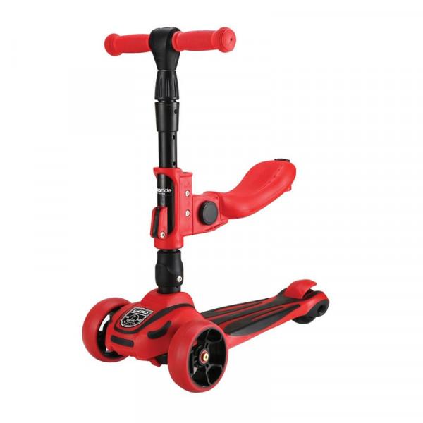 Πατίνι Kikka boo Roadster 3 in 1 Red