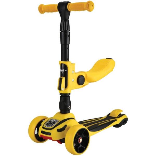 Πατίνι Kikka boo Roadster 3 in 1 Yellow