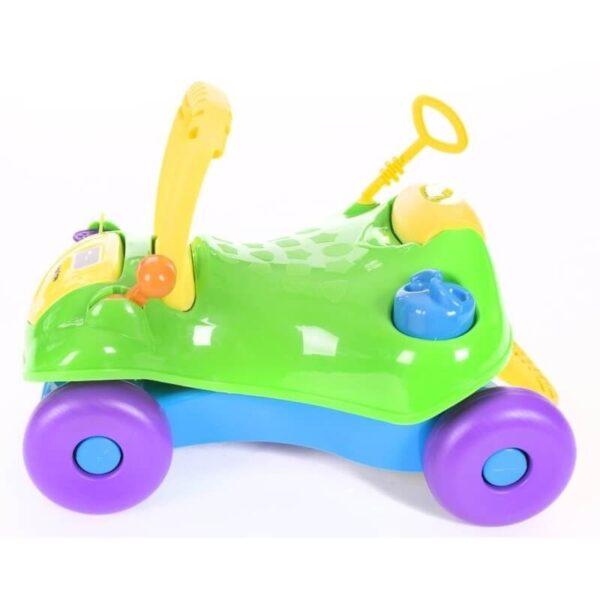 Περπατούρα Στράτα Kikka Boo Ride On 2 in 1