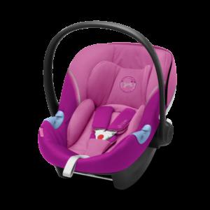 Κάθισμα αυτοκινήτου Aton M i-Size Magnolia Pink