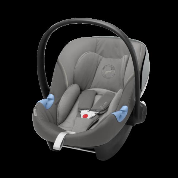 Κάθισμα αυτοκινήτου Aton M i-Size Soho Grey